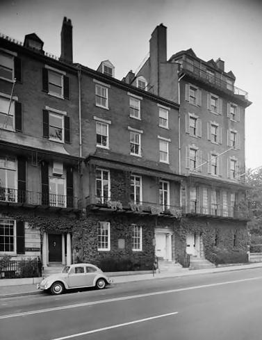 george parkman house