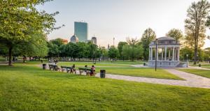 Boston Common - Photo