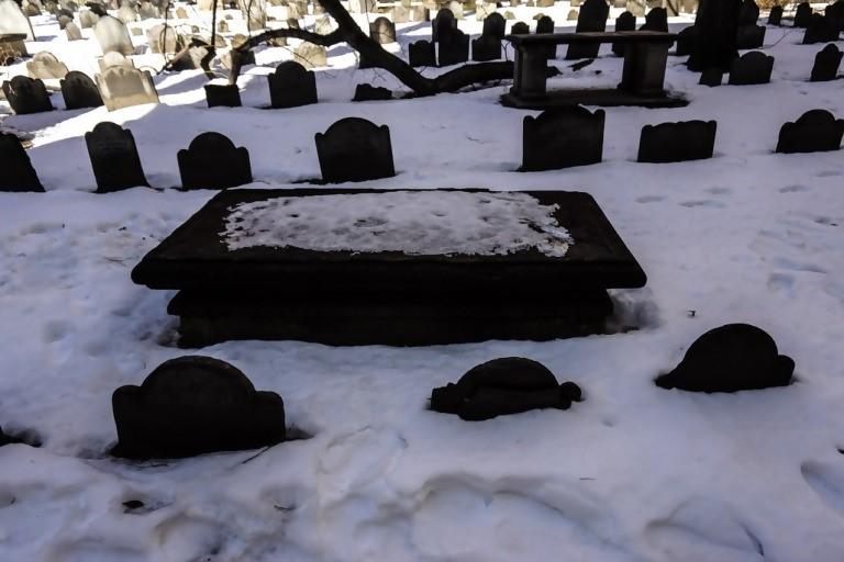 Granary Burial Ground - Photo