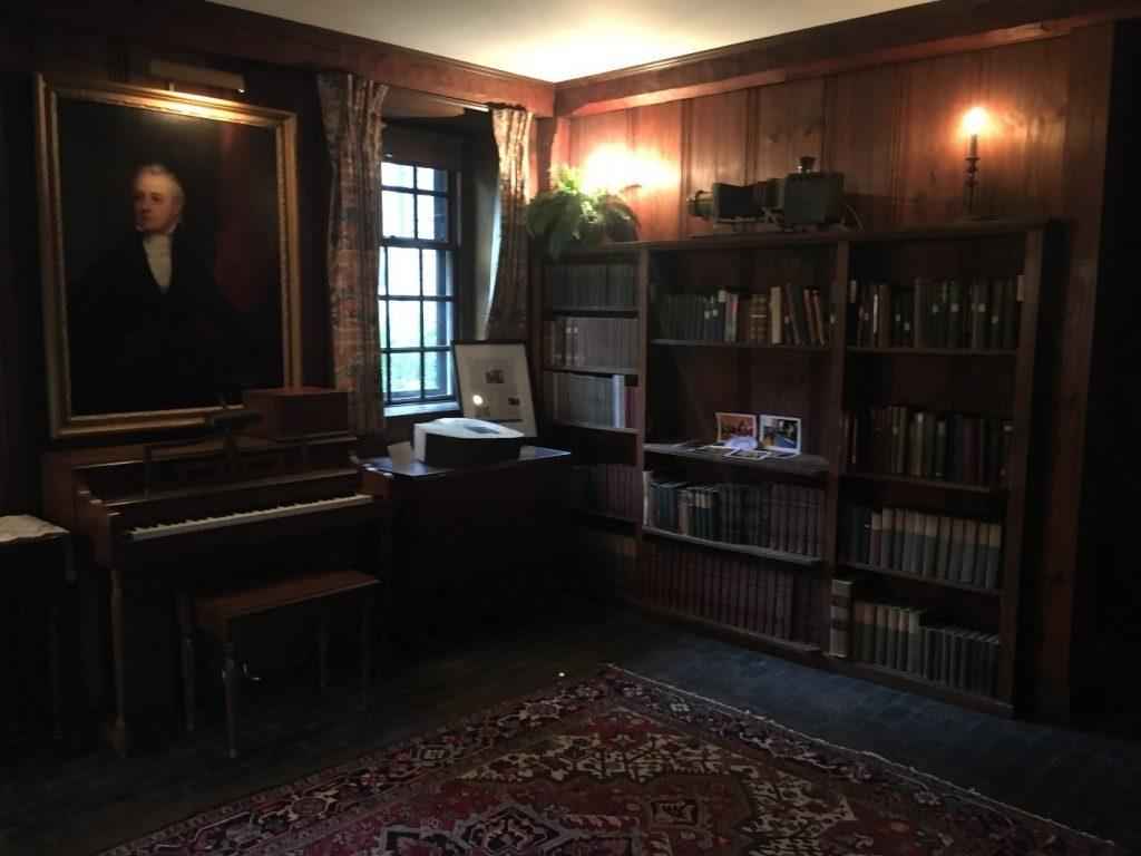 hooper-lee-nichols house interior