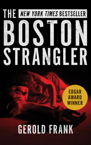 photo shows the cover of the book called The Boston Strangler
