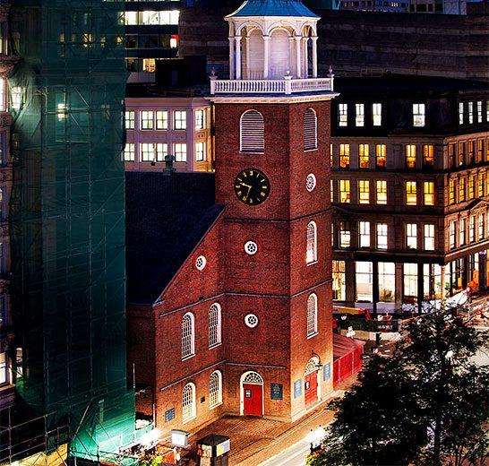 Boston Ghosts Meeting Location