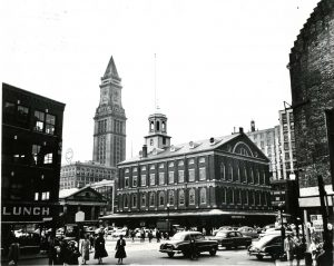 Haunted Faneuil Hall - Photo